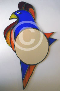 Specchio gallo